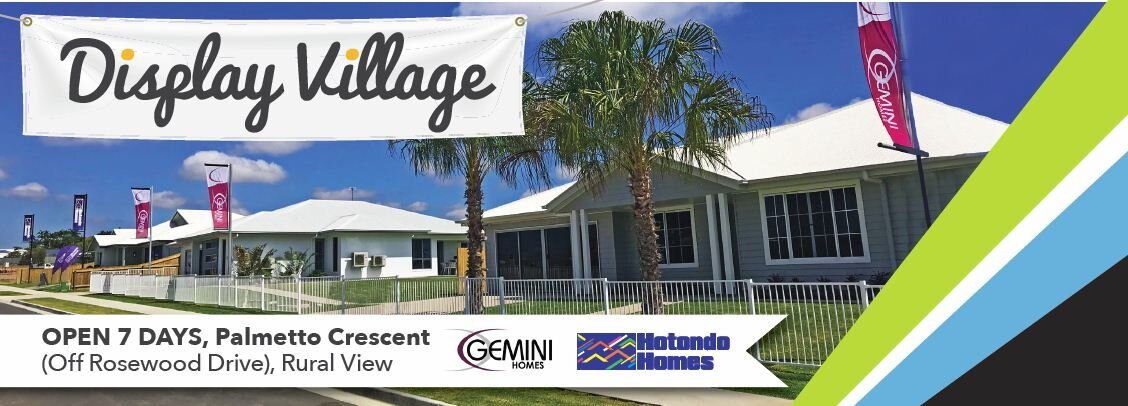 Display Village in Mackay