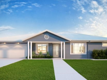 One story house in the Queensland property market